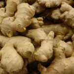 How to plant ginger (Zingiber officinale)