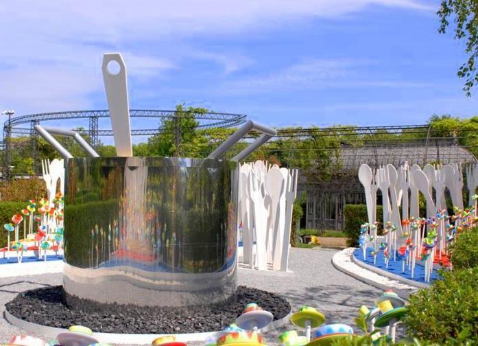 Garden styles - Concept gardens (2) - dearplants.com